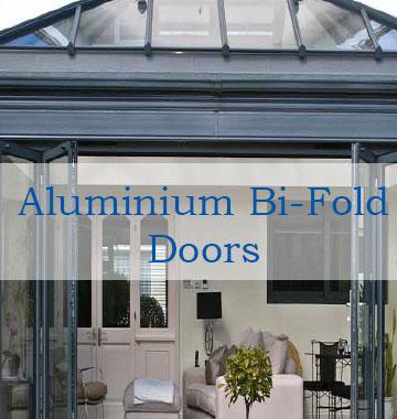 Aluminium Bi Fold Doors Brochure Hampshire