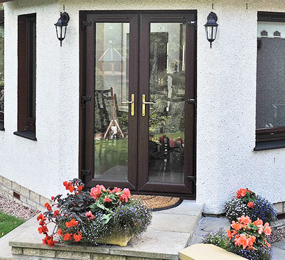 French Doors Hampshire