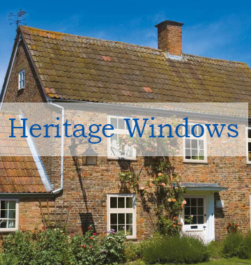 Heritage Windows Brochure Hampshire