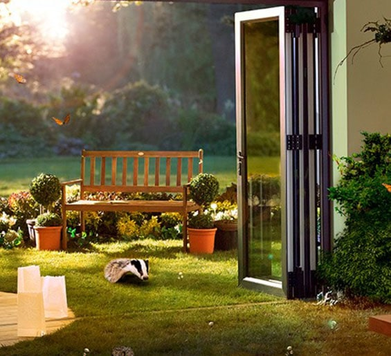 uPVC Bi Fold Doors Hampshire