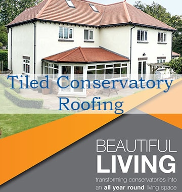 Tiled Conservatory Roofing Brochure